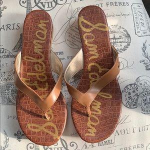 San Edelman sandals sz 10